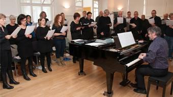 Pro Musica Vocale freut sich auf das grosse Konzert im KKL Luzern (Archiv).