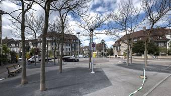 In der Nacht von Dienstag auf Mittwoch ist die Rütimeyerstrasse zwischen Bundesplatz und Rütimeyerplatz (Bild) für den Verkehr gesperrt.