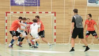 Keine Punkte zum Rückrundenstart für die NLB-Handballer des TV Möhlin.