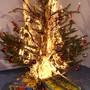 In Binningen brannte am Sonntag ein Weihnachtsbaum. (Symbolbild)