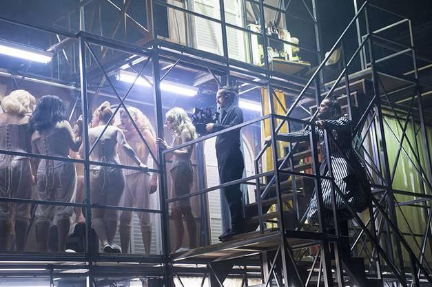"Das Theater Basel zeigt Peter Lichts Neufassung von Molières ""Tartuffe"". Copyright: Theater Basel / Priska Ketterer"