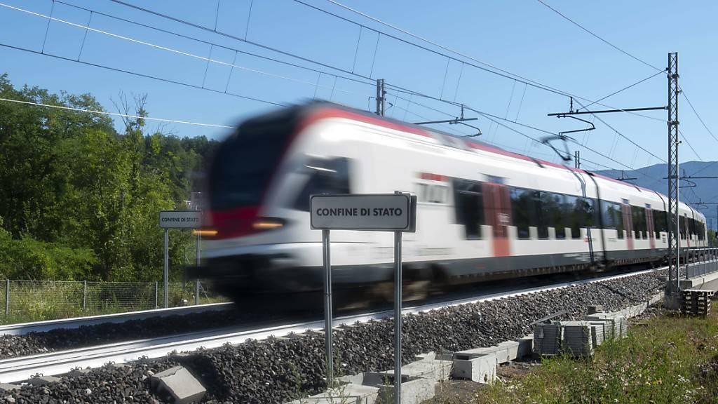 «Flugzug» zwischen Lugano und Zürich an