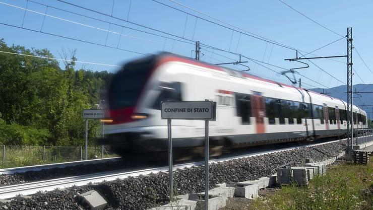 Lugano hat wieder eine direkte Verbindung zum Flughafen Zürich. (Archivbild)