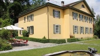 Das Zentrum für Demokratie im Haus Blumenhalde in Aarau.