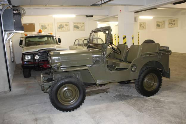 Der Willys Jeep - ein Klassiker