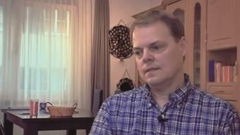 Auf Tele Basel schilderte Christoph Egger seine pädophile Neigung.