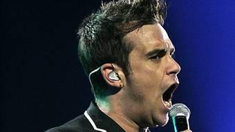 Robbie Williams mit neuem Hobby (Archiv)