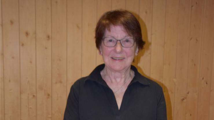 Ruth Glanzmann: 20 Mal Köchin im Bettlacher Skilager.