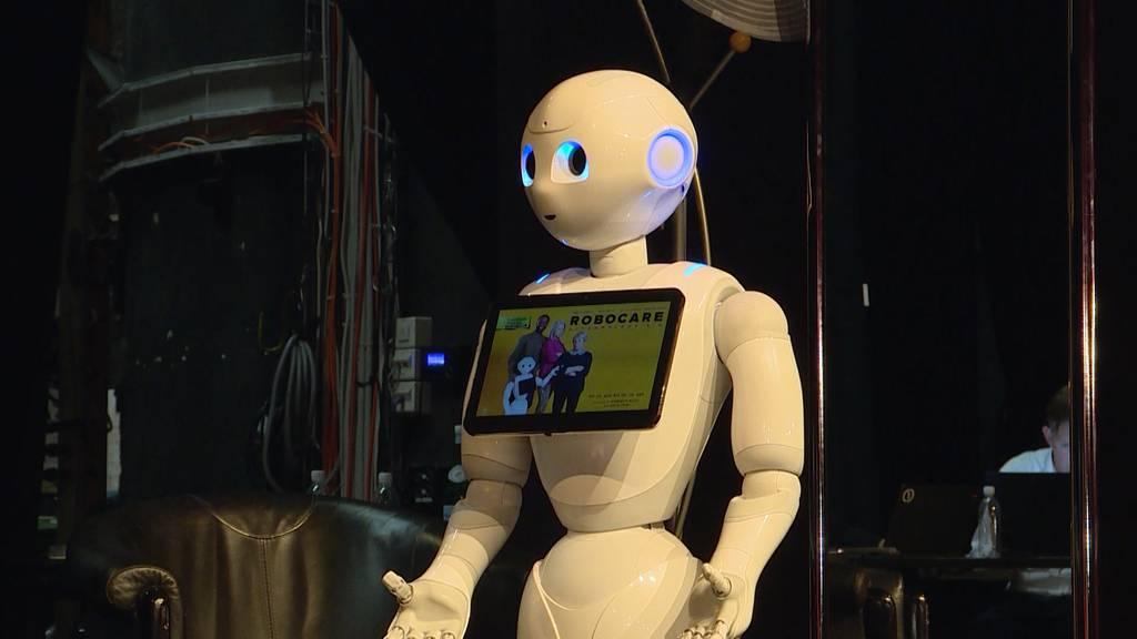 "Roboter ""Pepper"" übernimmt Hauptrolle in Theaterstück"