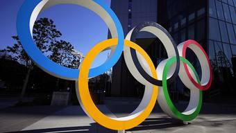 Die Olympischen Spiele werden 2021 im Zeichen von Corona stehen