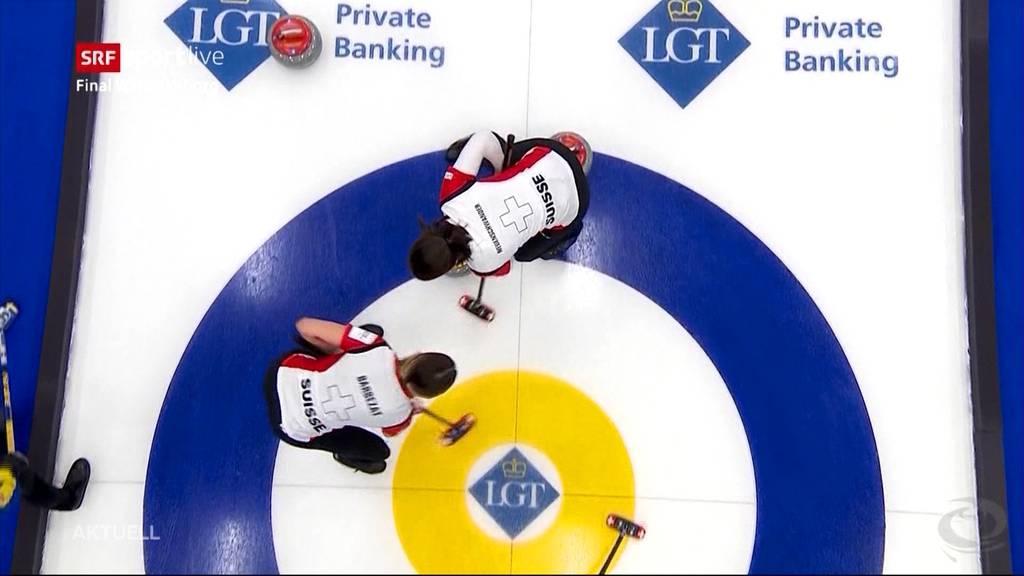 Schweizer Curlerinnen sind Weltmeister