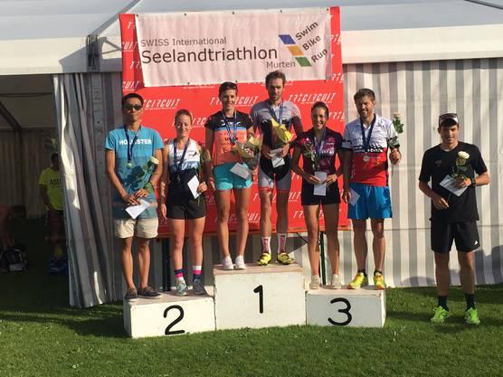 Sophie Herzog ergattert sich die Silbermedaille
