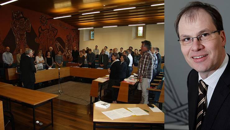 Reto Steiner ist Professor für öffentliches Management an der Universität Bern. Er ist Experte im Gebiet der Gemeindeforschung. Steiner hat selbst als EVP-Mitglied im Stadtrat Langenthal und im bernischen Grossen Rat politische Erfahrungen gesammelt.
