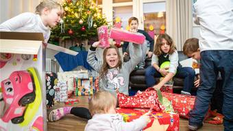 Ersatzweihnachten im Kinderheim