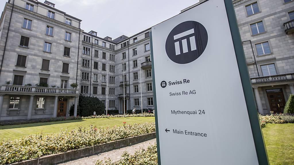 Swiss Re schreibt nach neun Monaten wieder Gewinn