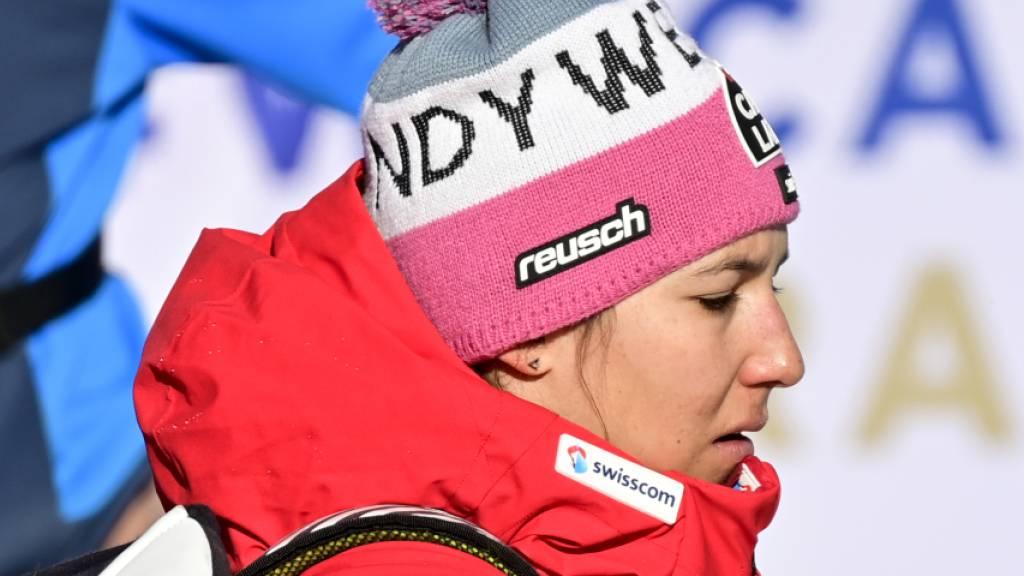 Sturz von Trainingsgerät: Wendy Holdener verpasst Saisonstart