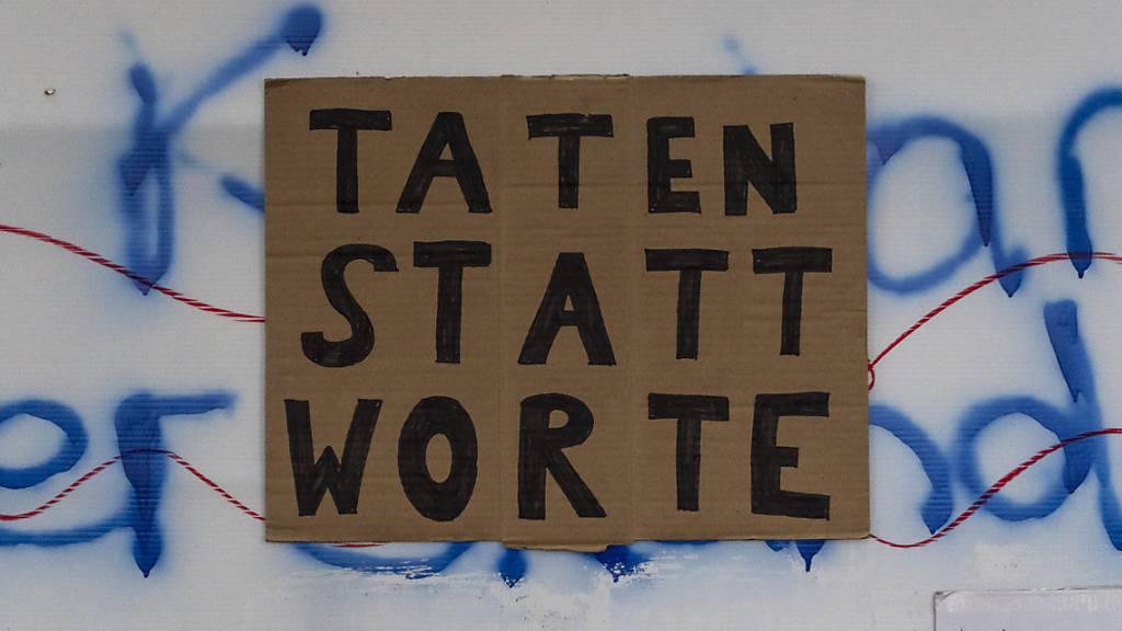 Schweizweiter «Strike for Future» für klimagerechte Gesellschaft