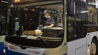 In Sachen Busverkehr hat das Tessin nun viel zu bieten.