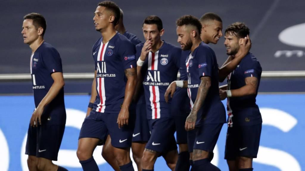PSG nach klarem Sieg erstmals im Champions-League-Final