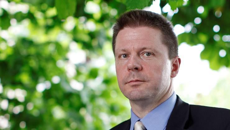 Siehr keinen Platz für einen Grünen im Bundesrat: Martin Bäumle.  (Foto: Moritz Hager)
