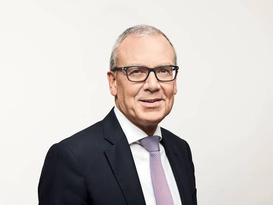 Romeo Lacher ist Verwaltungsratspräsident der Bank Julius Bär.
