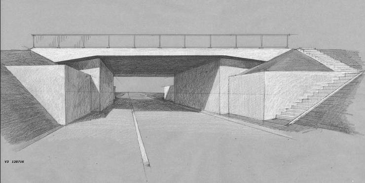 So wird die neue Brücke aussehen