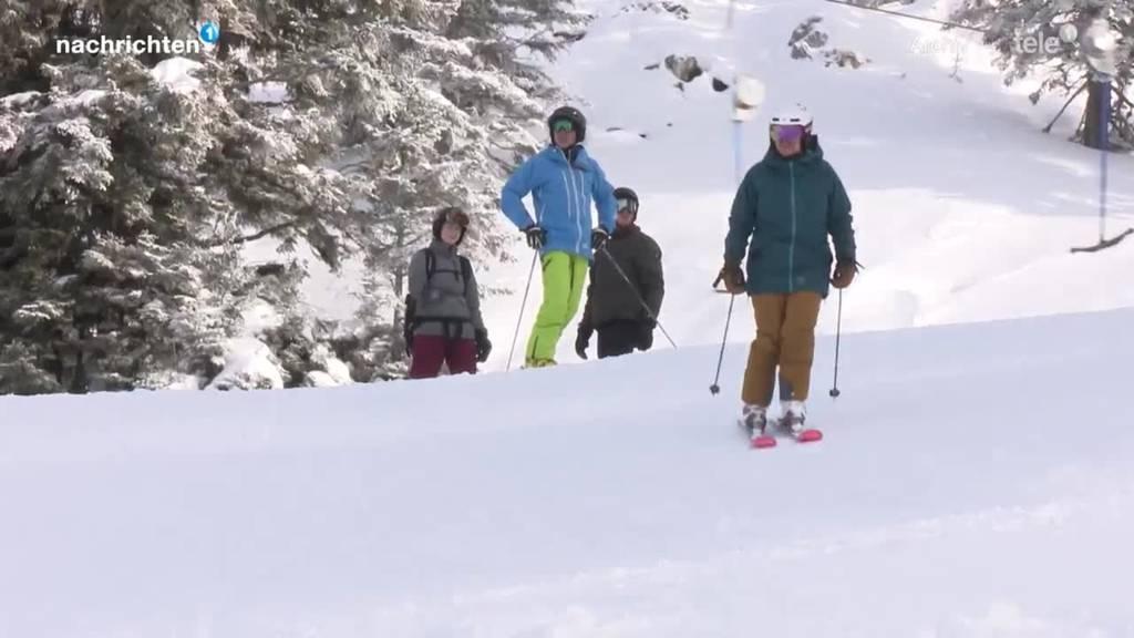 Keine Zertifikatspflicht in Skigebieten