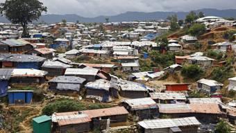Für die Rohingya-Flüchtlinge in Bangladesch erhielt die Glückskette 11,7 Millionen Franken Spenden. (Archivbild)