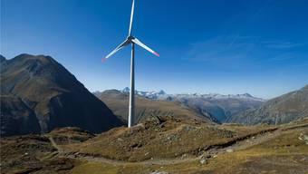 Am Schluss wird wohl das Volk entscheiden, ob Windturbinen auchin geschützten Landschaften gebaut werden dürfen.JEAN-CHRISTOPHE BOTT/Key