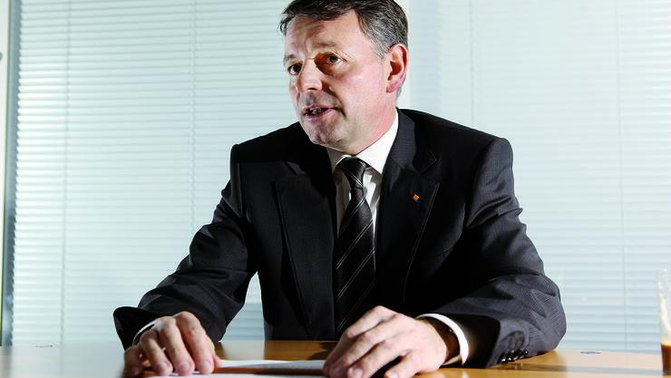 Orange-Verwaltungsratspräsident Tom Sieber.