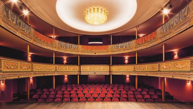 Mit einem Baukredit von 18.32 Millionen Franken wurde das Stadttheater Solothurn umgebaut.
