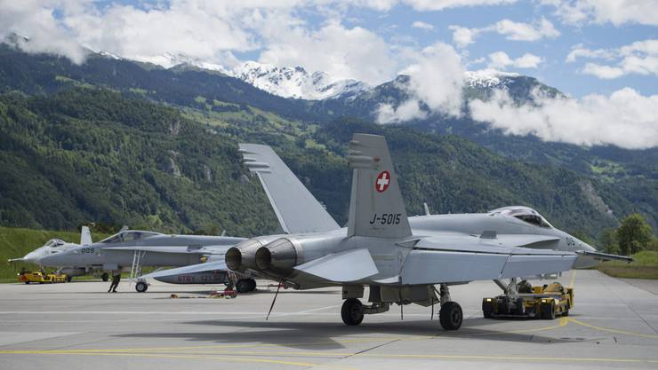 Flugplatz Meiringen