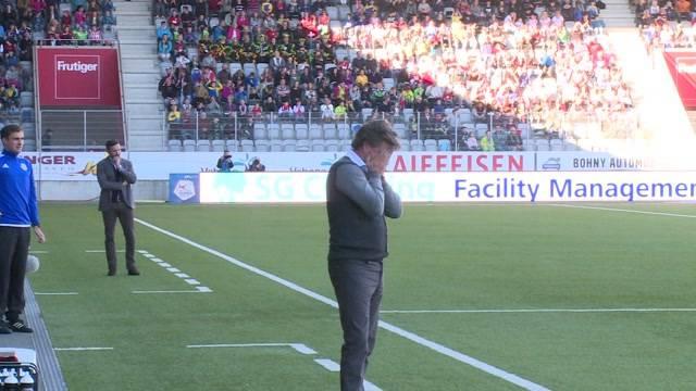 FC Thun vs. FC St. Gallen: Besonderes Spiel für Saibene