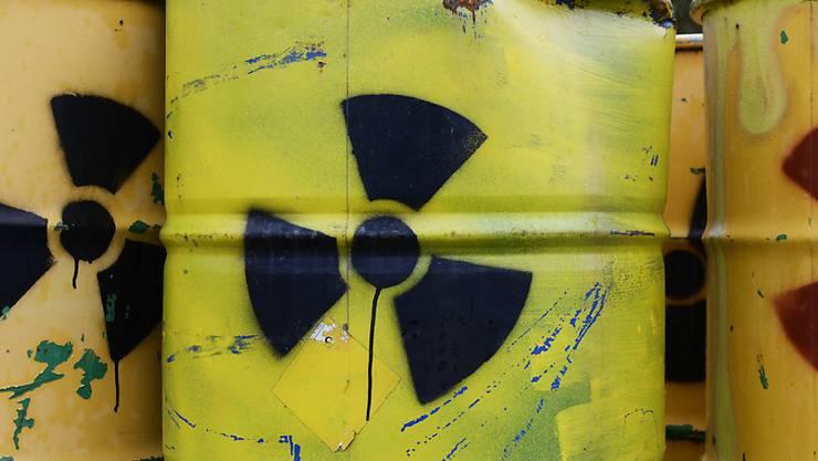 Bei Beirut wurde an einem Strand ein Behälter mit radioaktivem Material gefunden. (Symbolbild)