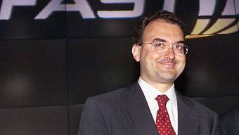 Fastweb-Gründer Silvio Scaglia (Archiv)