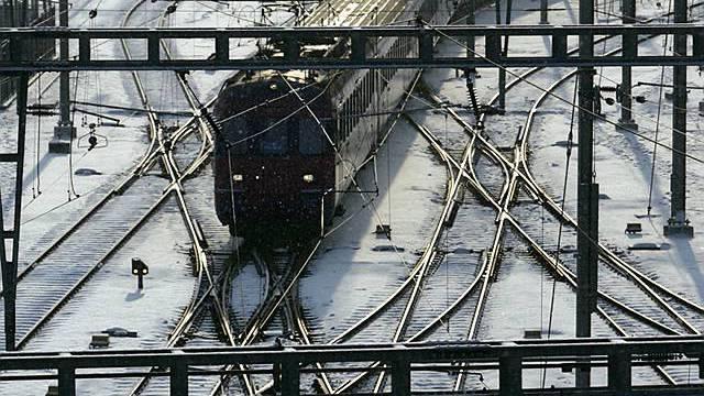 Teurer Unterhalt des Schienennetzes (Symbolbild, Archiv)
