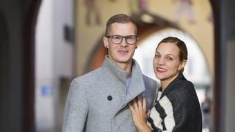 Tobias Krummenacher und Désirée Sibold kämpfen für ihre Restaurants.