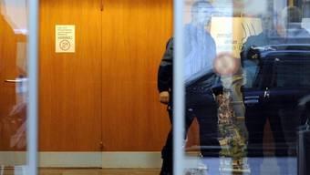 Ein 32-Jähriger Mann aus Olten stand wegen 16 Delikten in 5 Monaten vor dem Amtsgericht Olten-Gösgen. (Symbolbild)