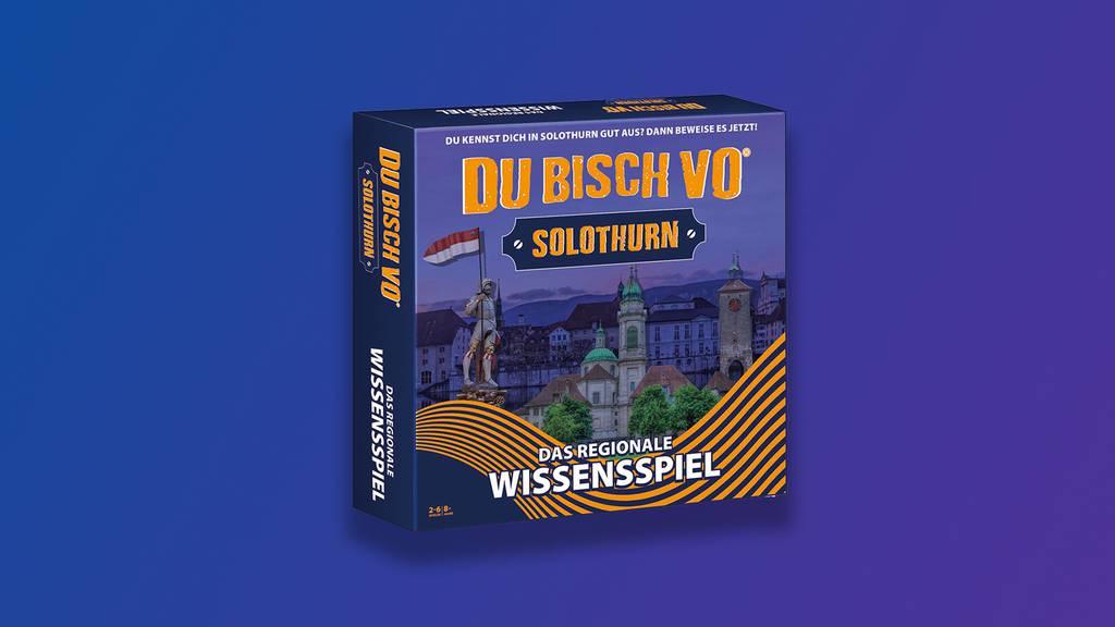 Wer ist der SUPER-Solothurner?