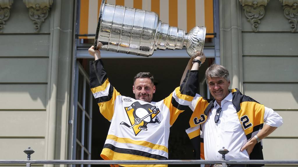 Geschichtsträchtiger Tag für alle Hockeyfans