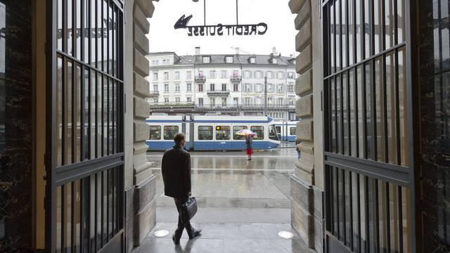 Wer nicht deklariert, muss gehen. Die CS und die Bank Julius Bär stellen deutschen Steuersündern ein Ultimatum (Symbolbild)