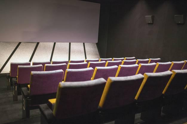 Das neu renovierte Kino Houdini