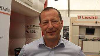 Hardy Jäggi ist der neue Leiter der Wirtschaftsförderung Region Solothurn. (Archiv)