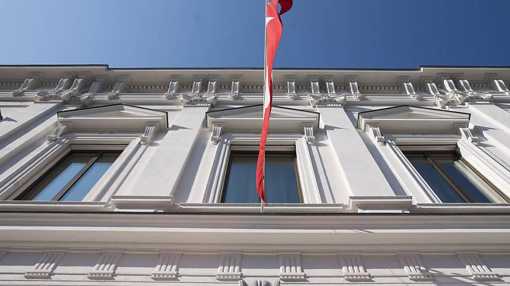 Das Bundesstrafgericht in Bellinzona muss über den mutmasslichen Datendiebstahl eines ehemaligen UBS-Angestellten befinden. (Archivfoto)