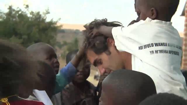 Bildung als Chance – Teil 1: Die «Roger Federer Foundation»