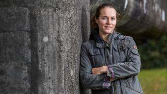 In der Erfolgsspur: Stefanie Vögele will zurück in die Top 100 im Frauentennis.