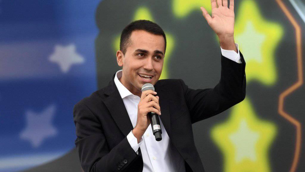 Italiens Vize-Regierungschef schliesst Euro-Austritt aus