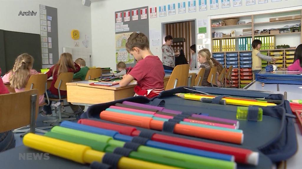 Lehrermangel im Kanton Bern aufgefangen: Ab Montag startet der Unterricht ohne Masken, aber weiterhin mit Massentests