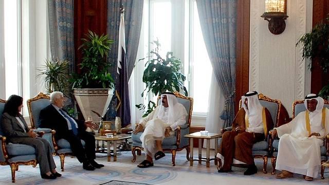 Syriens Führung einigt sich mit der Arabischen Liga
