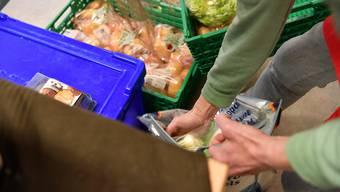 Rettete 2020 weniger Lebensmittel als im Vorjahr: der Verein «Tischlein deck dich».